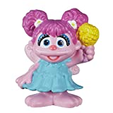 Sesame Street, Abby Cadabby Figure, 2.5 Inches by Hasbro