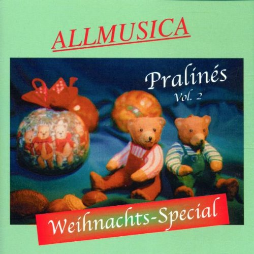 Allmusica Pralines Vol.2 Weihnachts-Spezial