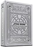 theory11 Star Wars Playing Cards Silver Edition - Light Side (White)