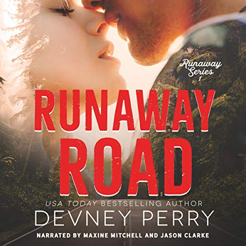 Runaway Road audiobook cover art
