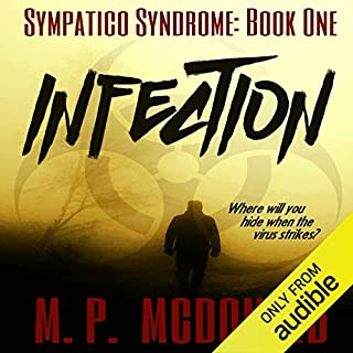 Infection: A Pandemic Survival Novel cover art