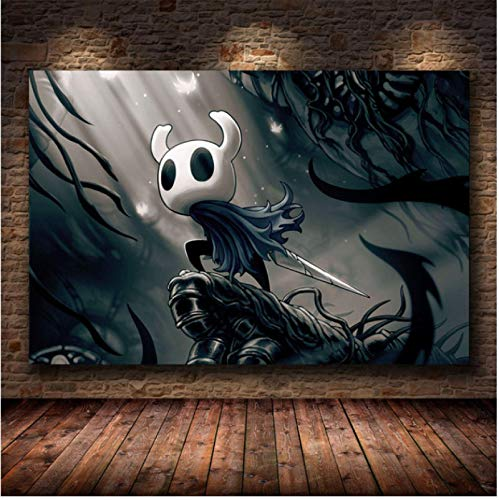 WDQFANGYI Classic game poster The on HD Canvas Posters and prints Wall art poster decoration Living room bedroom home decoration 50X70CM (FLL4908)