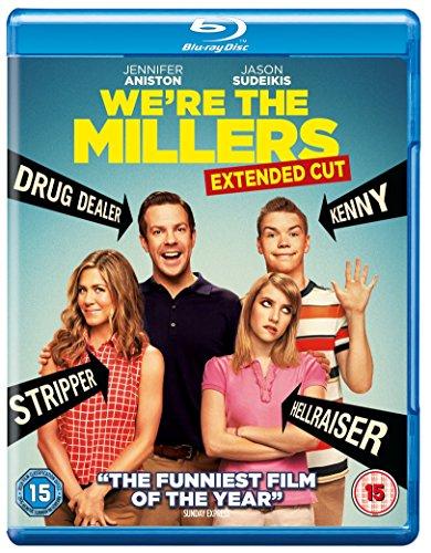 We're The Millers [Blu-ray] [2013] [Region Free]