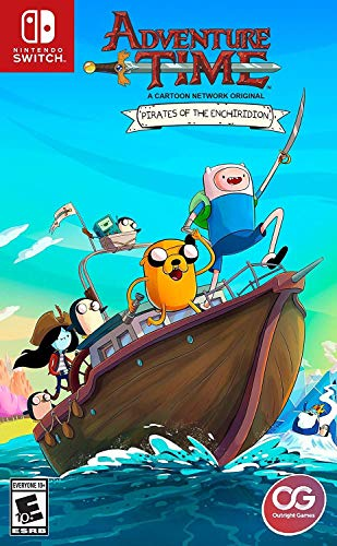 ADVENTURE TIME: PIRATES OF THE ENCHIRIDION - ADVENTURE TIME: PIRATES OF THE ENCHIRIDION (1 Games)