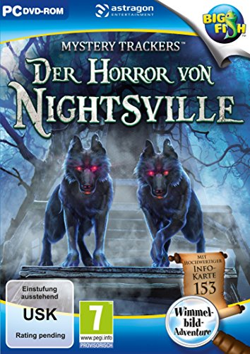 Mystery Trackers: Der Horror Von Nightsville Pc Dvd