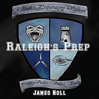 Raleigh's Prep cover art