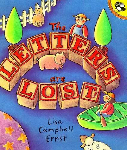 The Letters Are Lost!