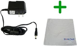 Yealink PS5V2000US Power Supply 5V 2A, for T29G, T46S, T48S, T52S, T54S, T56A, T58V, T58A with Microfiber Cloth