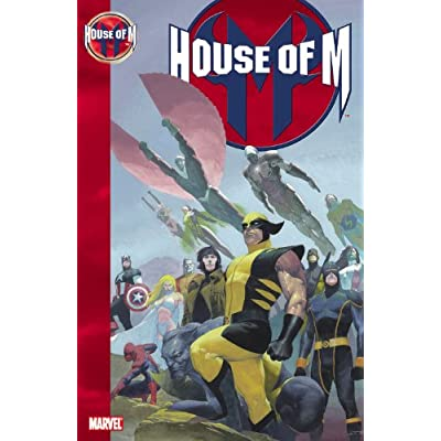 house of m, End of 'Related searches' list