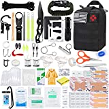 KOSIN Survival Survival Kit Gear and Equipment, Survival First Aid kit