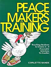 Peacemakers In Training Manual, with 12 Student Activity Books