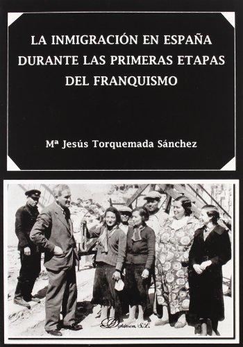 La inmigración en España durante las primeras etapas del franquismo