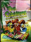 Drei Caballeros - Videoposter A1 84x60cm gefaltet (g)