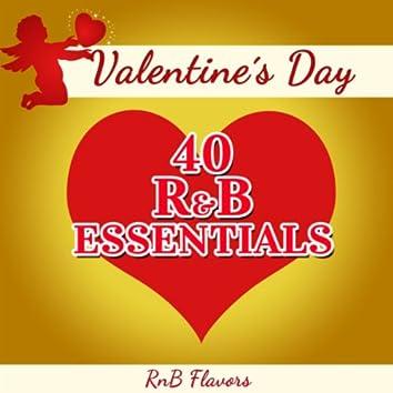 Valentine's Day - 40 R&B Essentials