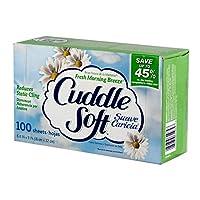 SUN Cuddle Soft カドルソフト(柔軟シート) フレッシュモーニングブリーズ 100枚入り