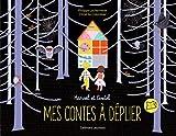 Hansel et Gretel - Mes contes à déplier - De 4 à 6 ans