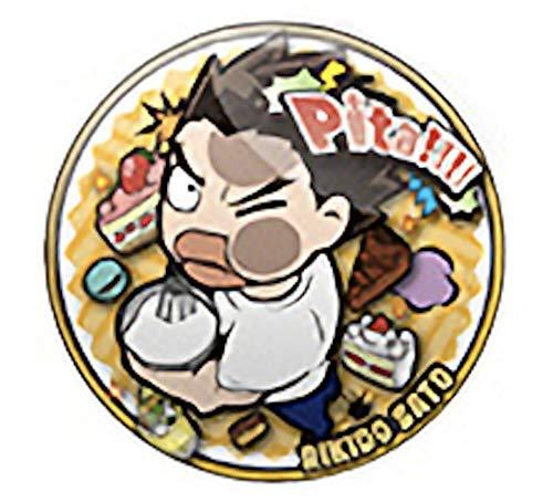 【砂藤力道】 ぴた!でふぉめ 僕のヒーローアカデミア 雄英寮 缶バッジ