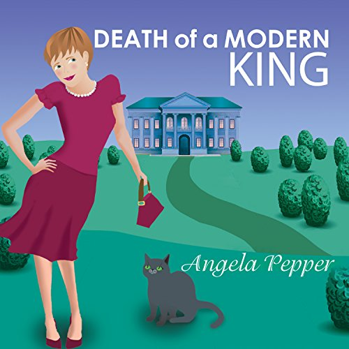 Death of a Modern King audiobook cover art