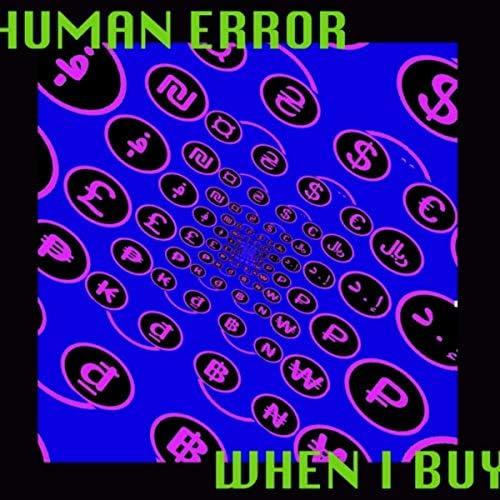 Human Error feat. Elliott Sharp, Chris Vine & Luthor Maggot