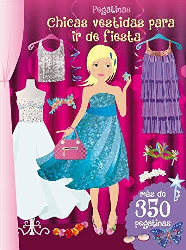 Pegatinas. Chicas Vestidas Para Ir De Fiesta (PICARONA)