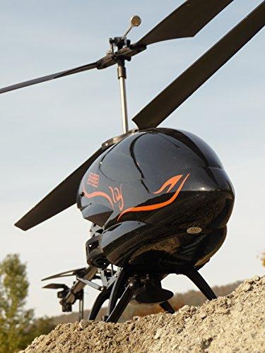 WIM-Modellbau RC XXL Hubschrauber 82cm 300 Meter REICHWEITE mit Kamera & 2,4GHz