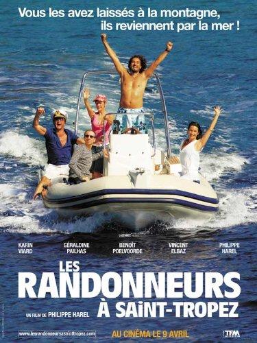 RANDONNEURS A ST-TROPEZ