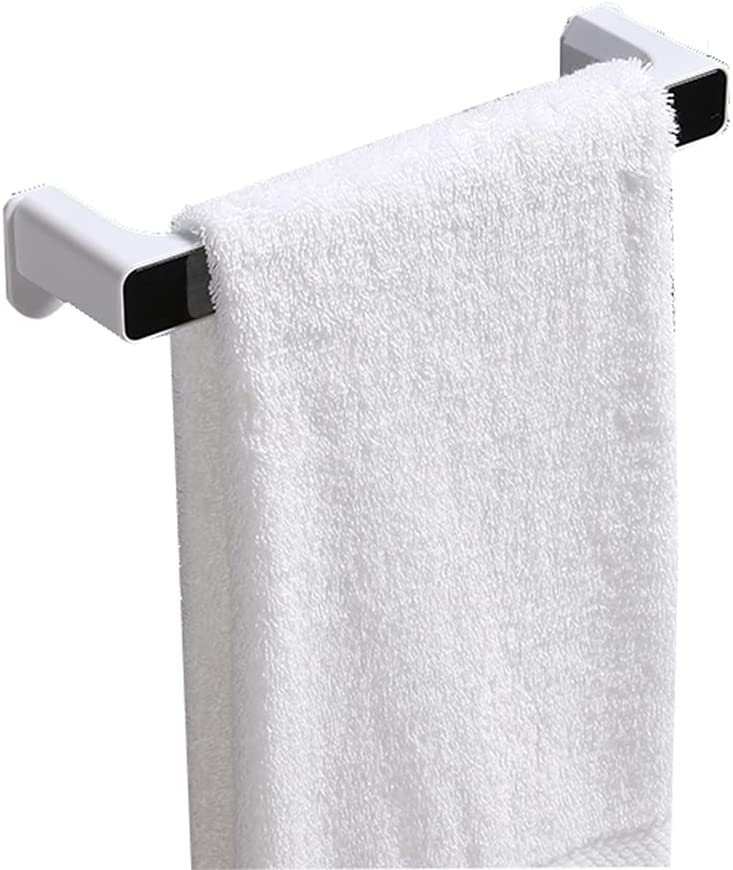 Towel Racks Free Punching Toilet Bathroom Award-winning store Pole Single Rack Wal excellence