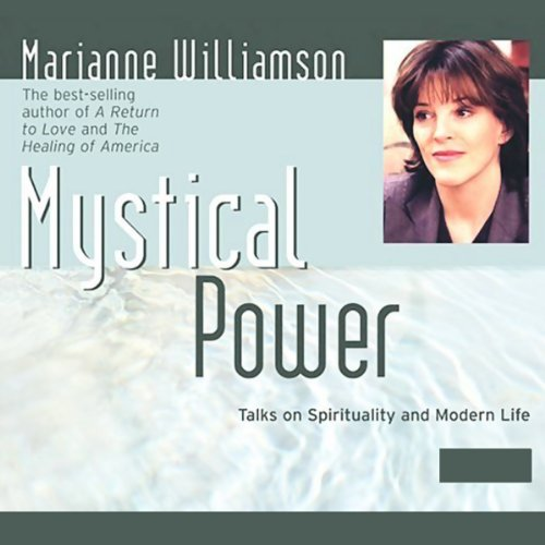 Mystical Power audiobook cover art