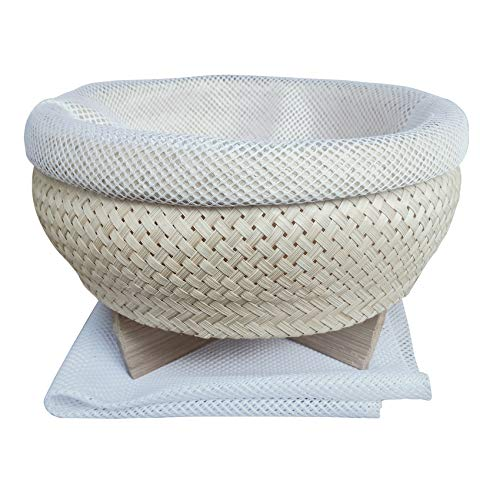 Plai Na Thai Sticky Rice Basket Steamer Bamboo Pot Electric Cooker Asian Food