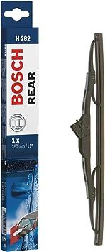 Bosch Wiper Blade Rear H282, Length: 280mm – rear wiper blade: image
