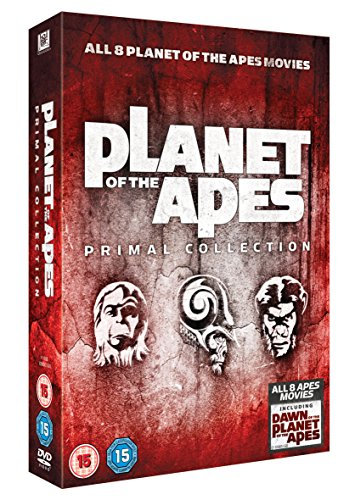 Planet of the Apes - Primal Collection [DVD] [2014]