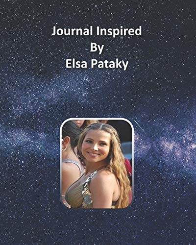 Journal Inspired by Elsa Pataky