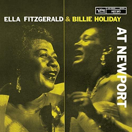 Ella Fitzgerald, Billie Holiday & Carmen McRae