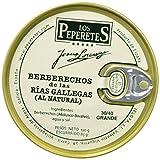 Los Peperetes - Berberechos de las Rías Gallegas 150gr (30-40 piezas)