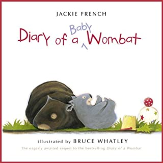 Diary of a Baby Wombat cover art