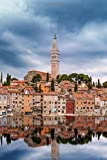 Charming Coastal City of Rovinj Croatia Journal: 150 Page Lined Notebook/Diary