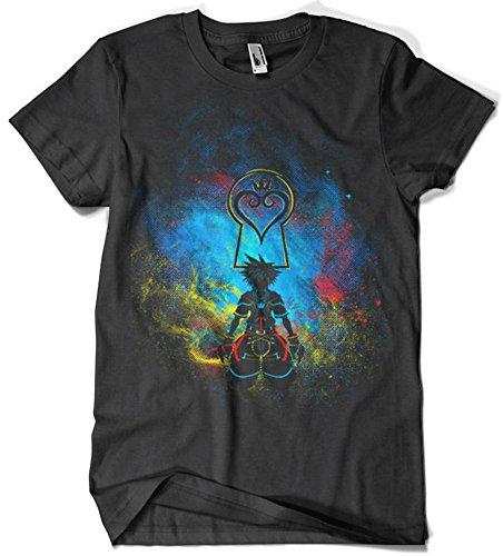 2132-Camiseta Premium, kingdomart (Donnie) M