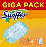 Swiffer Duster Staubfänger-Set mit 15 Nachfüllpackungen