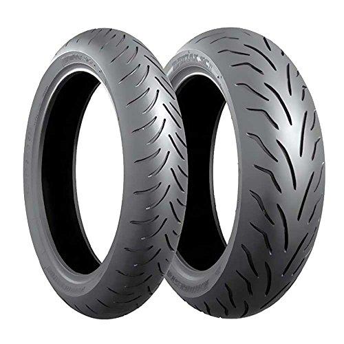 BRIDGESTONE 120/70 R14 55H SC1 TL -70/70/R14 55H - A/A/70dB - Moto Pneu