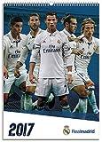 Oficial Real Madrid 2017 -Calendario, A3