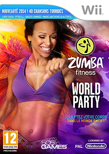 Zumba World Party + ceinture [Nintendo Wii]