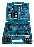 Makita E-06270 Bohrer-Bit-Set 212tlg