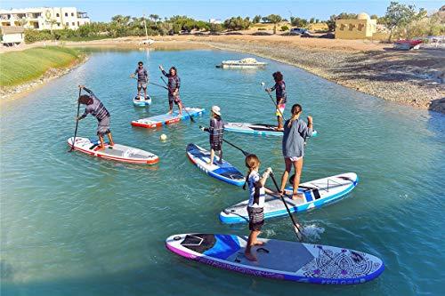 F2 Team 10'5″ Windsurf SUP Board - 6