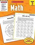 Scholastic Success with Math, Grade 3 (Scholastic Success with Workbooks: Math)