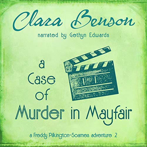 A Case of Murder in Mayfair cover art