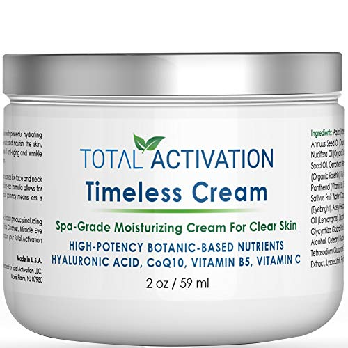 Total Activation il collagene aumentare anti aging crema viso idratante dry/oleoso/sensibile 2 oz