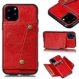 Cas de téléphone de haute qualité For étui de protection en cuir for iPhone 12/12 Pro avec...