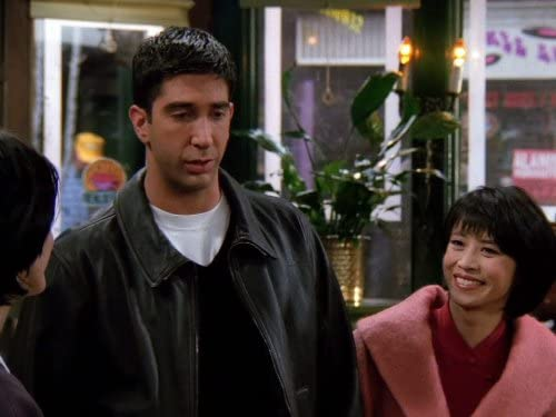 The One Where Ross Finds Out product image