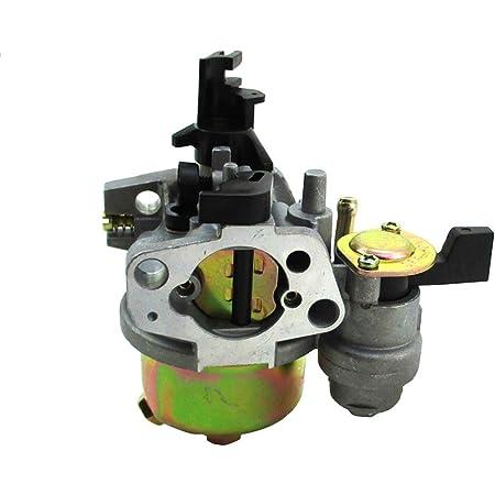 Xlyze Vergaservergaser Für Jingke Huayi Ruixing 5 5 Ps 6 5 Ps 168 F Wasserpumpe Hochdruckreiniger Garten