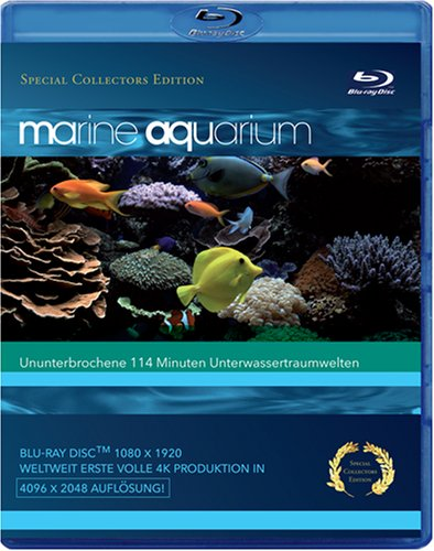 Marine Aquarium - [Blu-Ray] [Special Collector's Edition]